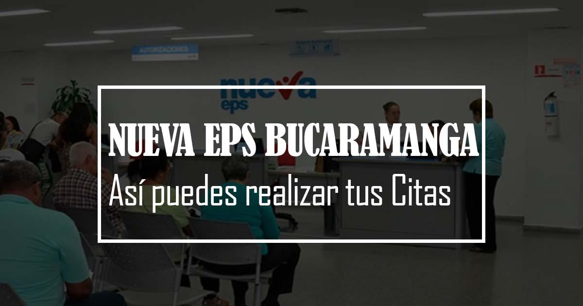 Citas nueva eps Bucaramanga