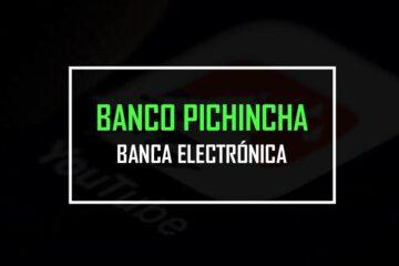 banco pichincha banca electronica