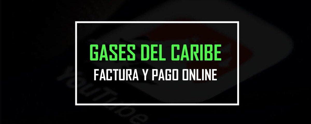 gases del caribe factura