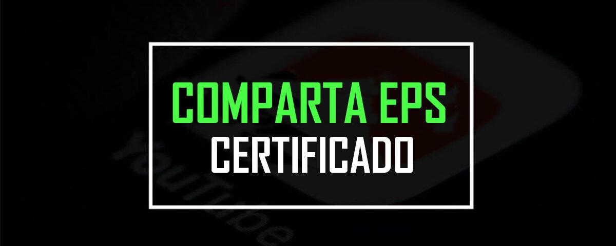 Comparta EPS descargar certificado de afiliacion