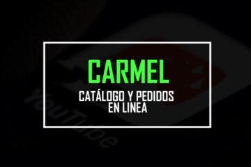 catalogo carmel