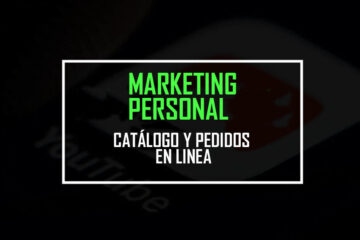 catalogo marketing personal