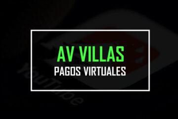Pagos virtuales AV Villas