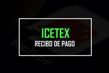recibo de pago icetex