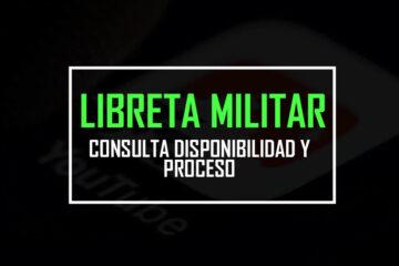 consulta libreta militar