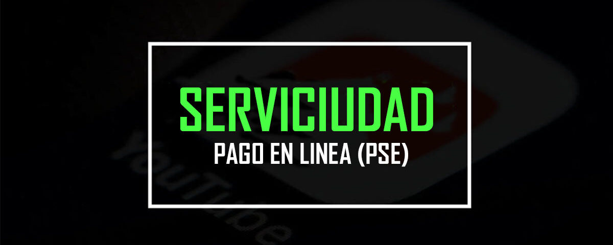 Serviciudad pago en linea